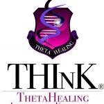 Theta Healing logo Registered